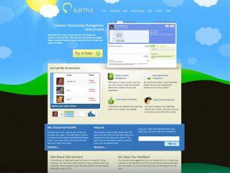 Karma CRM Programa