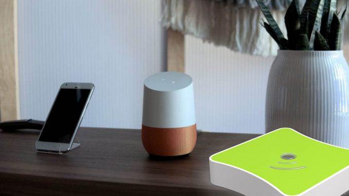De Google Home y eedomus